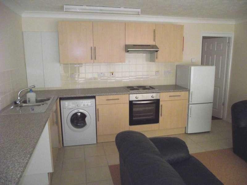 1 Bedroom Maisonette Flat for sale in Netherfield