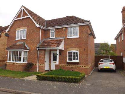 3 Bedrooms Semi Detached House for sale in Eresbie Road, Louth