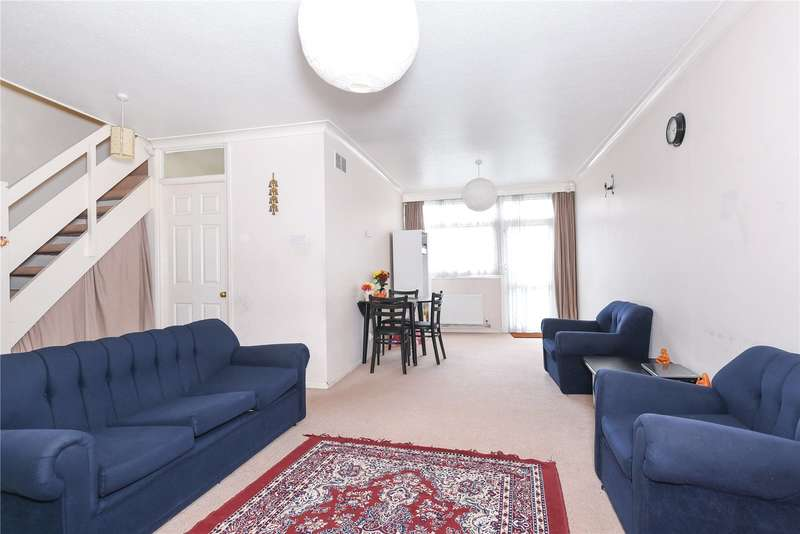 3 Bedrooms End Of Terrace House for sale in Hyacinth Court, Nursery Road, Pinner, Middlesex, HA5