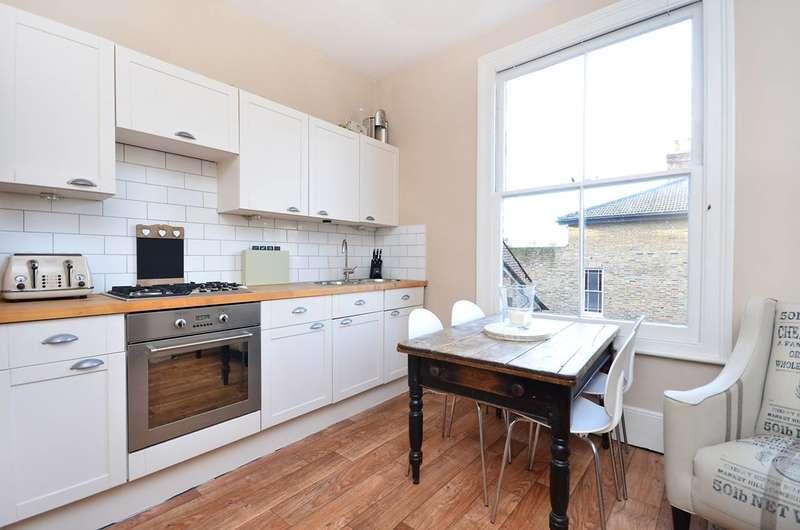 1 Bedroom Flat for sale in Mountgrove Road, Highbury, N5