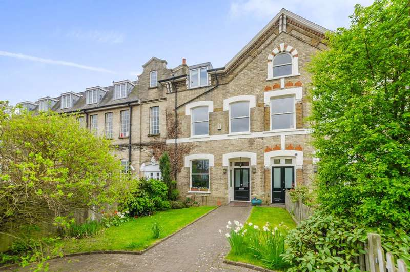 5 Bedrooms Terraced House for sale in St Martin's Terrace, Muswell Hill, N10
