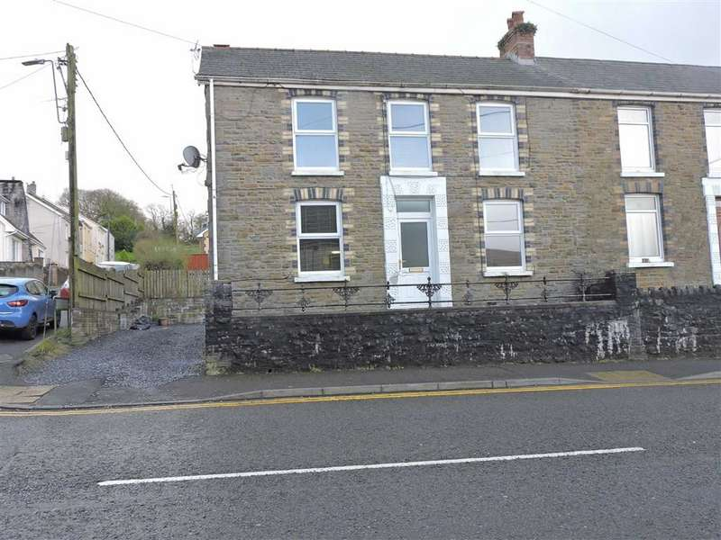 3 Bedrooms Property for sale in Cwmamman Road, Garnant, Ammanford
