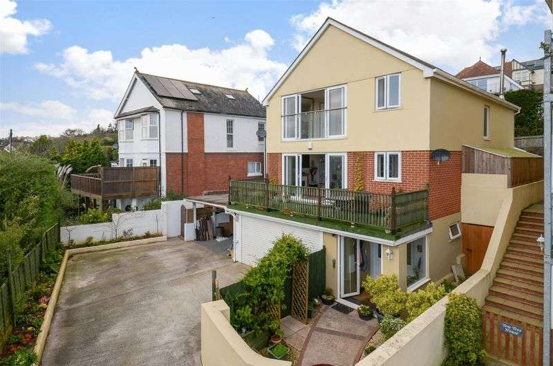 4 Bedrooms Detached House for sale in Headland Park Road, Preston, Paignton