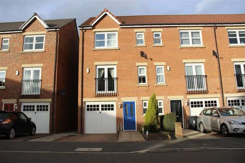 4 Bedrooms House for sale in Hawks Edge, Newcastle Upon Tyne