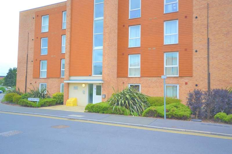 2 Bedrooms Apartment Flat for sale in Pavillion Close, The Wickets