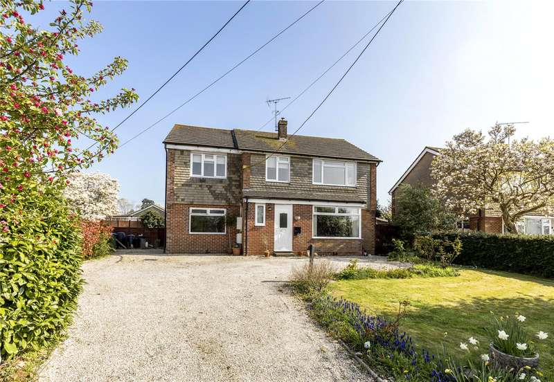4 Bedrooms Detached House for sale in Lake Lane, Barnham, PO22