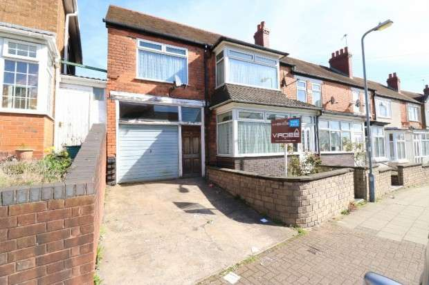4 Bedrooms Terraced House for sale in Haseley Road, Handsworth, B21