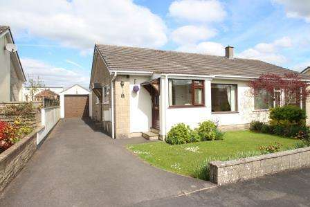 2 Bedrooms Semi Detached Bungalow for sale in PEASEDOWN ST JOHN BA2