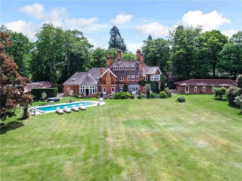 7 Bedrooms Detached House for sale in Kings Ride, Ascot, Berkshire