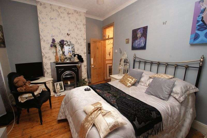2 Bedrooms Terraced House for sale in Elmwood Road, Eaglescliffe