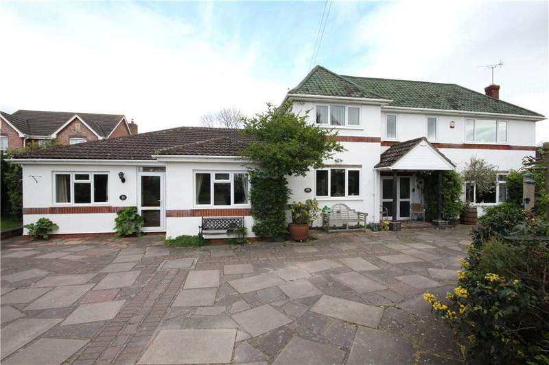 5 Bedrooms Detached House for sale in Charlecote Road, Wellesbourne, Warwickshire, CV35