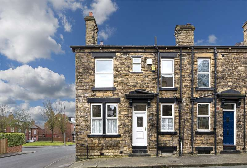 2 Bedrooms End Of Terrace House for sale in Rosemont View, Leeds, West Yorkshire, LS13
