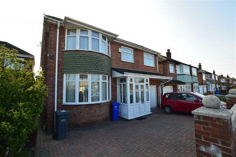 5 Bedrooms Detached House for sale in Egerton Road South, CHORLTON, Manchester