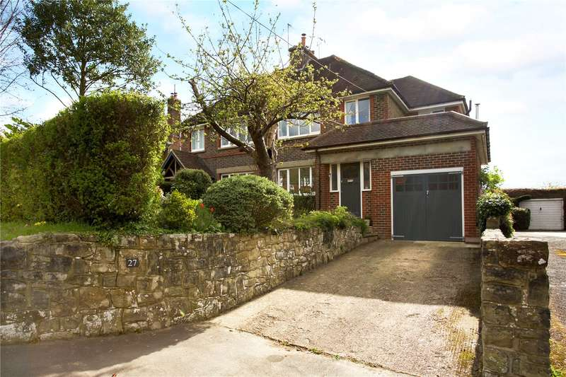 4 Bedrooms Semi Detached House for sale in College Road, Ardingly, West Sussex, RH17