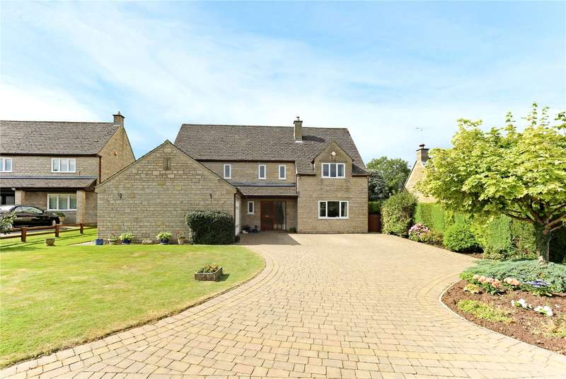 4 Bedrooms Detached House for sale in Maitlands, Brookthorpe, Gloucester, Gloucestershire, GL4