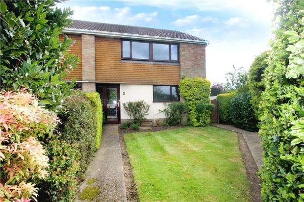 4 Bedrooms Semi Detached House for sale in St. Marys Gardens, Littlehampton, West Sussex, BN17