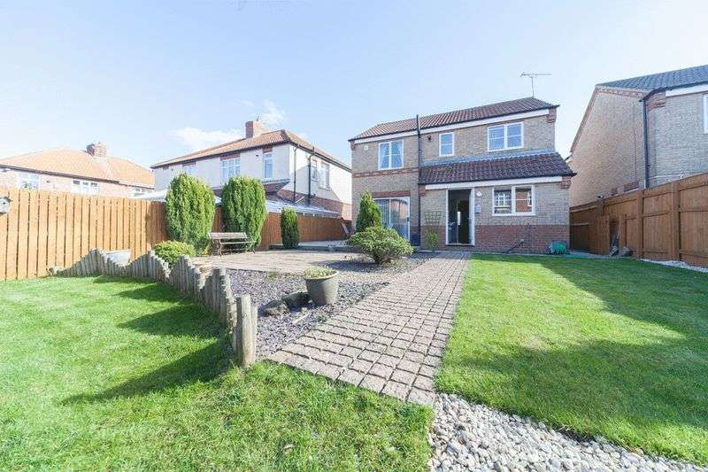 4 Bedrooms Detached House for sale in Melville Avenue, Blyth