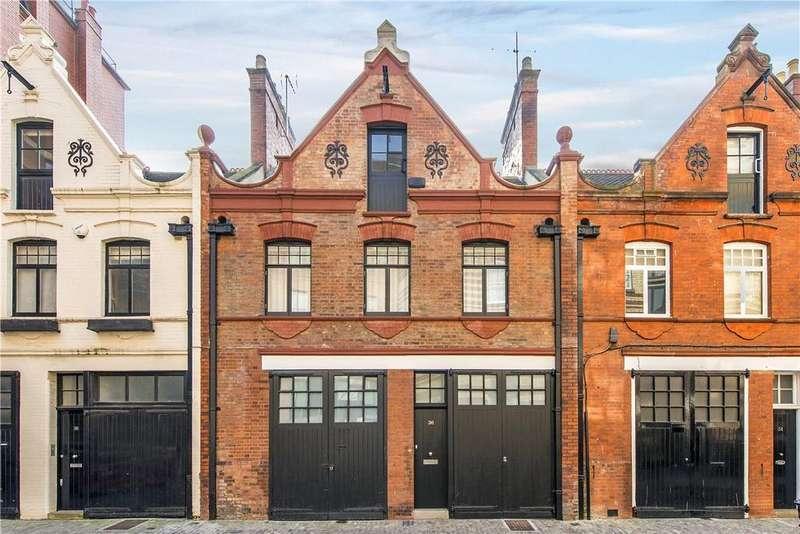3 Bedrooms House for sale in Bourdon Street, London, W1K