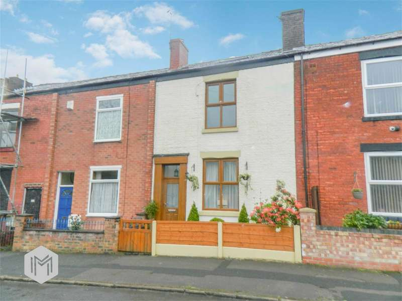 2 Bedrooms Terraced House for sale in Cemetery Road, Kearsley, Bolton, Lancashire
