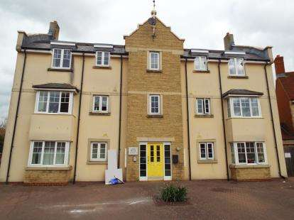 2 Bedrooms Flat for sale in Cedar Manor, Prospero Way, Swindon, Wiltshire