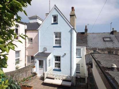 2 Bedrooms Maisonette Flat for sale in Torquay, Devon