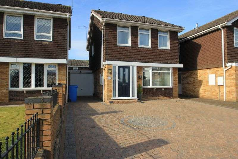 3 Bedrooms Detached House for sale in Goods Station Lane, Penkridge, Stafford, ST19 5AU