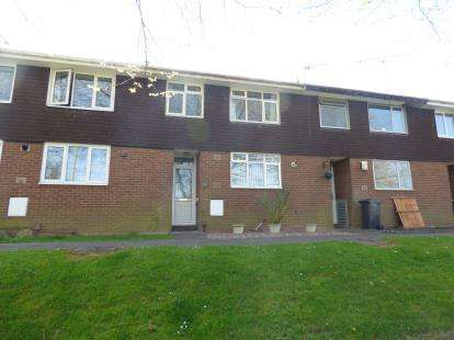 3 Bedrooms Terraced House for sale in Crimmond Rise, Halesowen, West Midlands