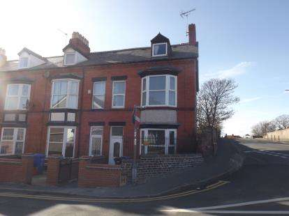 4 Bedrooms House for sale in Millbank Road, Rhyl, Denbighshire, LL18