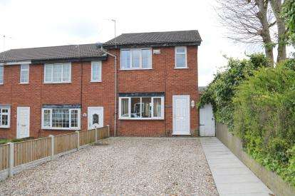 3 Bedrooms End Of Terrace House for sale in French Street, St Helens, Merseyside, WA10