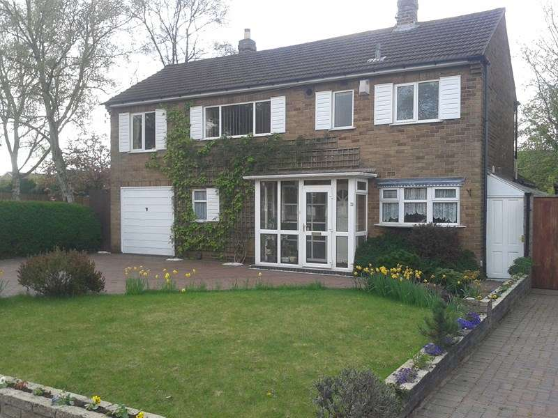 4 Bedrooms Detached House for sale in Seven Star Road, Solihull