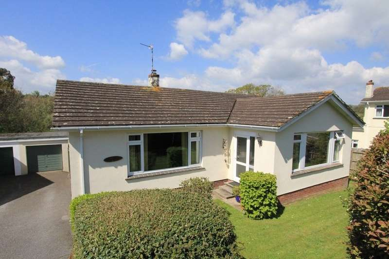 4 Bedrooms Detached Bungalow for sale in Orchard Close, Ogwell