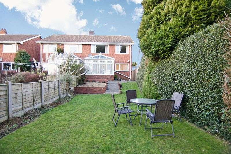 3 Bedrooms Semi Detached House for sale in Chase Road, Burntwood