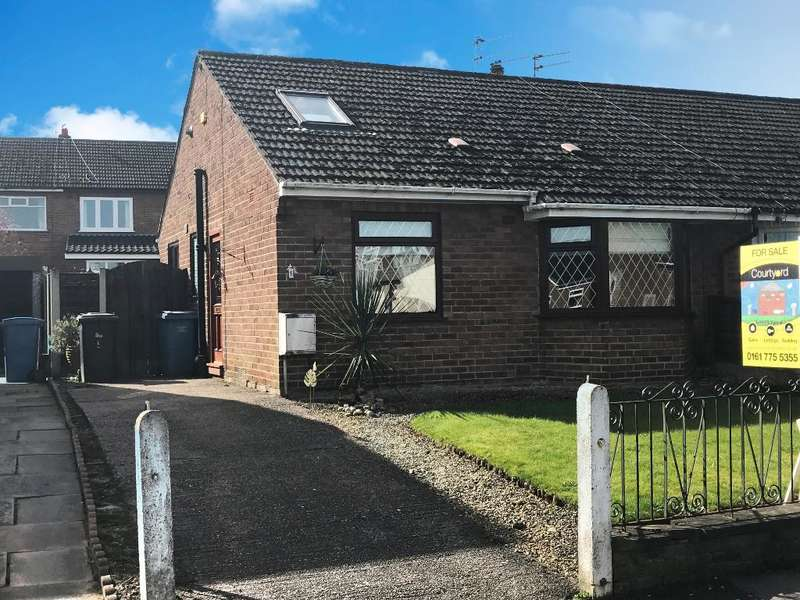 3 Bedrooms Bungalow for sale in Sunningdale Drive, Irlam, Salford, M44 6NJ