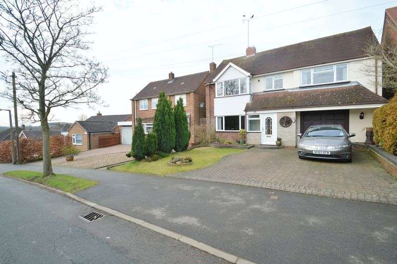 5 Bedrooms Detached House for sale in Mason Road, Headless Cross