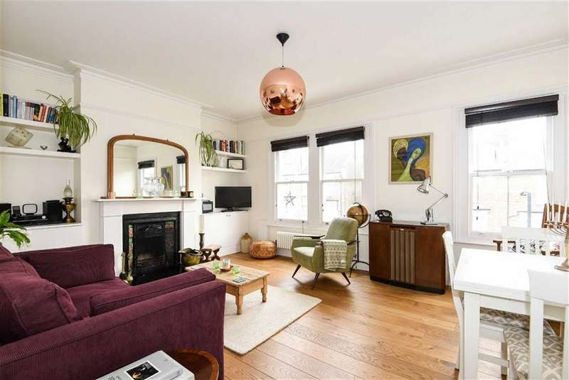2 Bedrooms Maisonette Flat for sale in Saltram Crescent, Maida Hill, W9