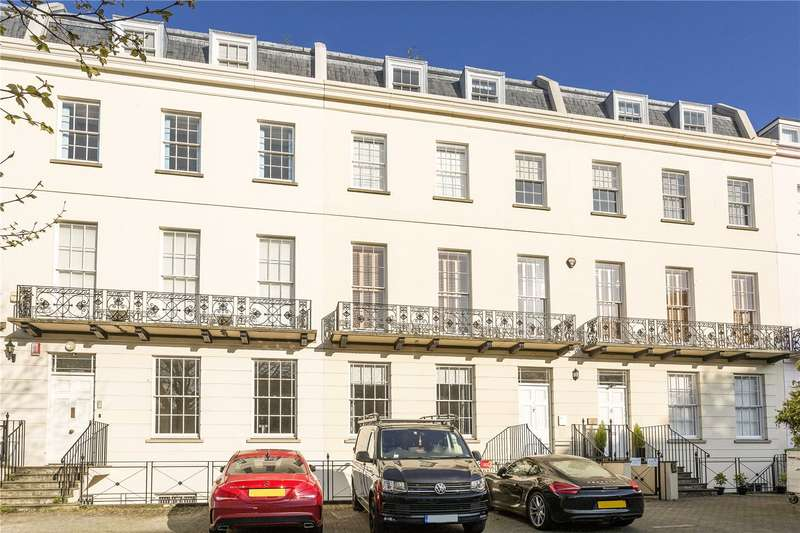2 Bedrooms Flat for sale in Rodney Road, Cheltenham, Gloucestershire, Gloucestershire, GL50