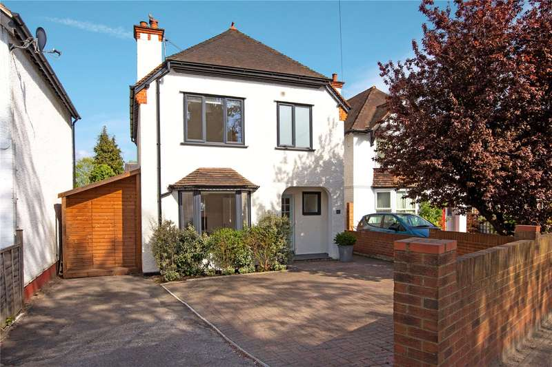 3 Bedrooms Detached House for sale in Cookham Road, Maidenhead, Berkshire, SL6