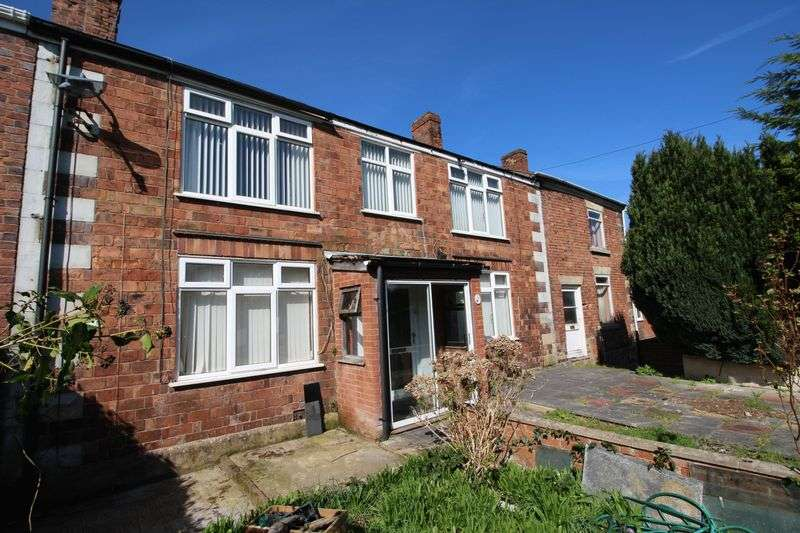 Semi Detached House for sale in Queens Square, Rhosymendre, Wrexham
