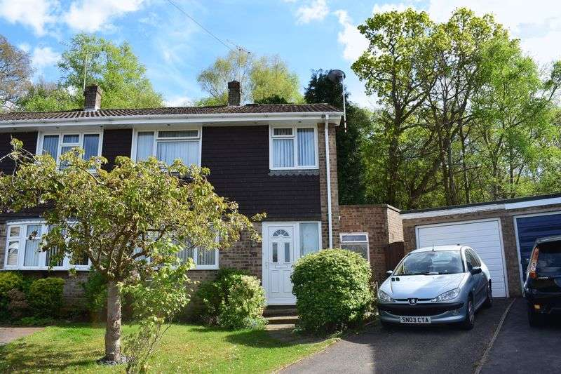 3 Bedrooms Semi Detached House for sale in Fairview Close, Southampton