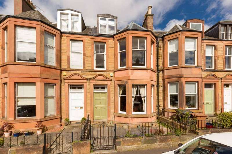 4 Bedrooms Terraced House for sale in 13 Braidburn Crescent, Edinburgh, EH10 6EL