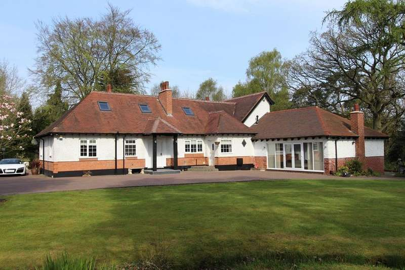 5 Bedrooms Detached House for sale in Linthurst Road, Blackwell, Bromsgrove