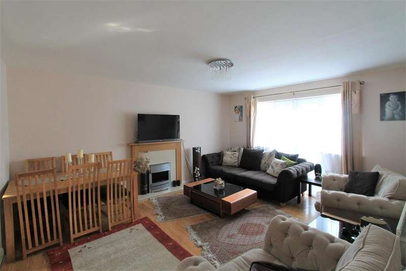 2 Bedrooms Flat for sale in Cunningham Avenue, Hatfield