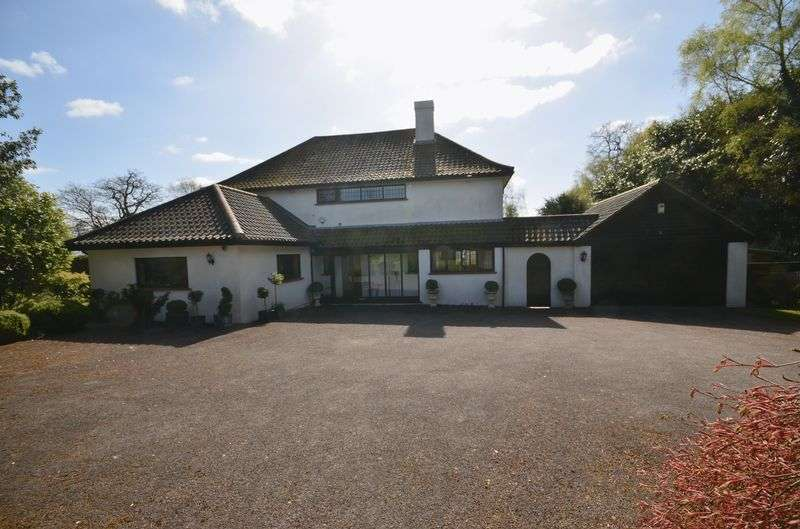 5 Bedrooms Detached House for sale in Thorpe St Andrew, Norwich