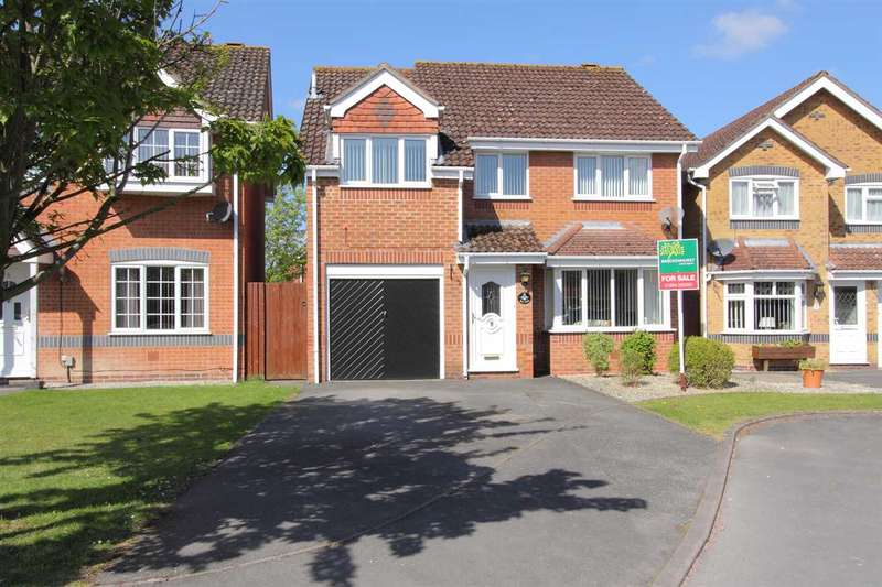 4 Bedrooms Detached House for sale in Kew Walk, Andover