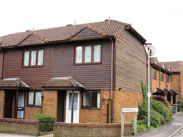 2 Bedrooms End Of Terrace House for sale in Mackender Court, Scunthorpe