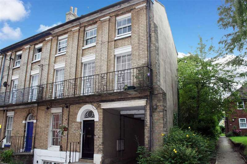 1 Bedroom Apartment Flat for sale in St. Georges Street, Ipswich