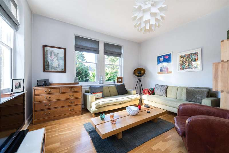2 Bedrooms Apartment Flat for sale in Belvedere Road, Crystal Palace