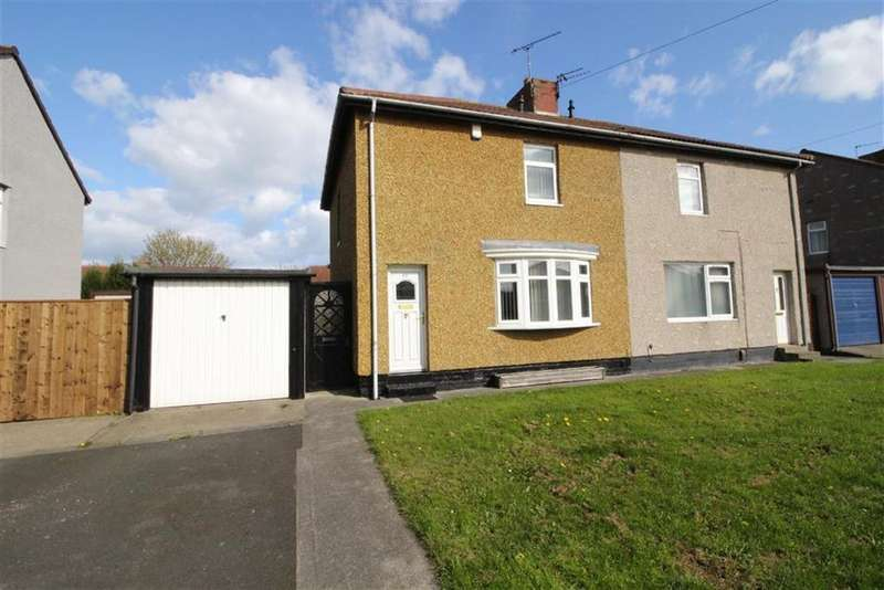 2 Bedrooms Semi Detached House for sale in Park Lane, Shiremoor