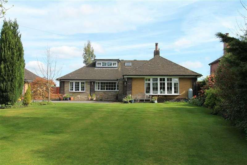 4 Bedrooms Bungalow for sale in Giantswood Lane, Hulme Walfield, Hulme Walfield