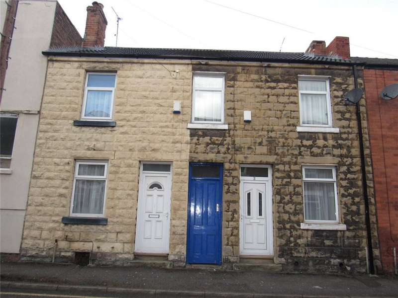 6 Bedrooms Terraced House for sale in Lindley Street, Mansfield, Nottinghamshire, NG18